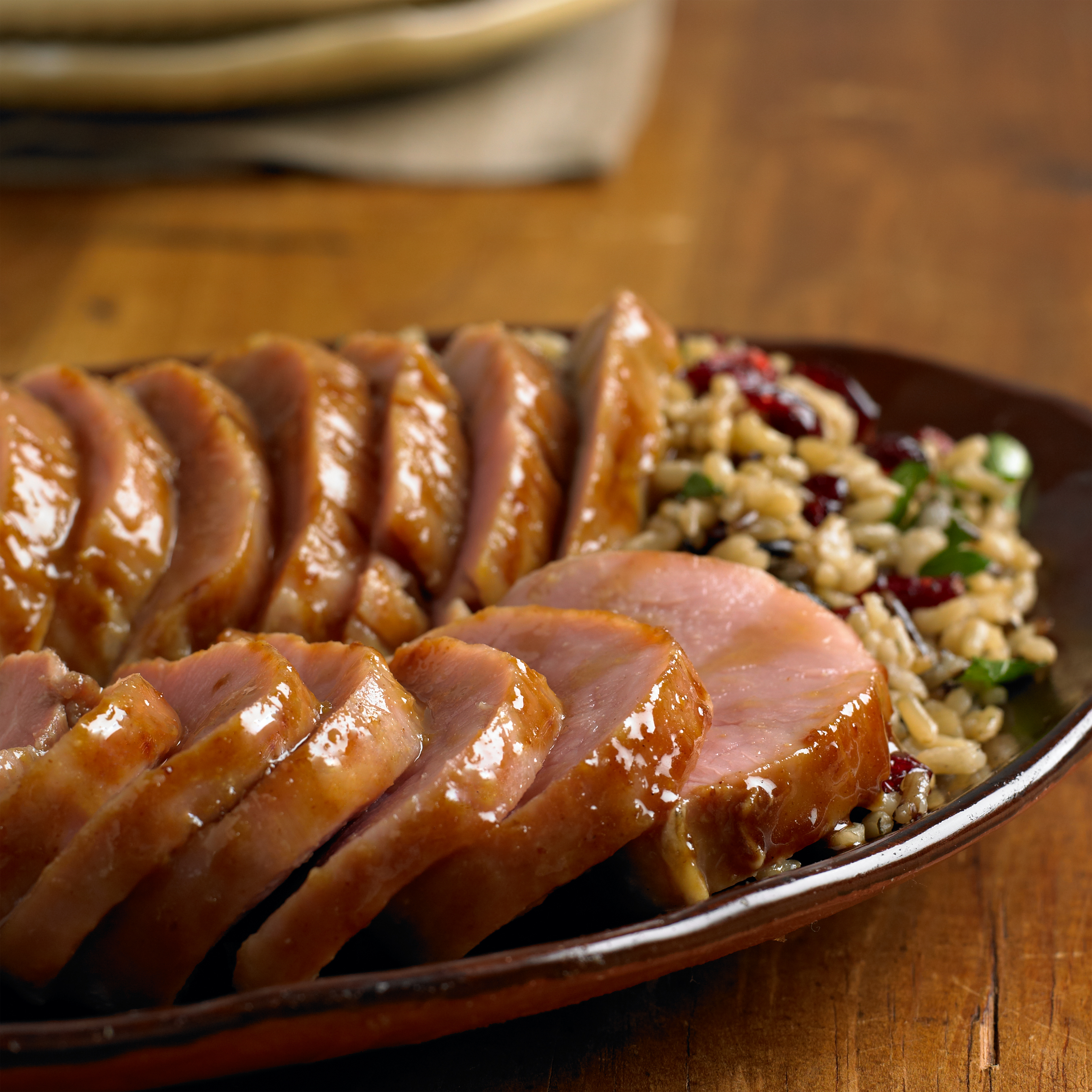how to cook pork tenderloin in oven without searing