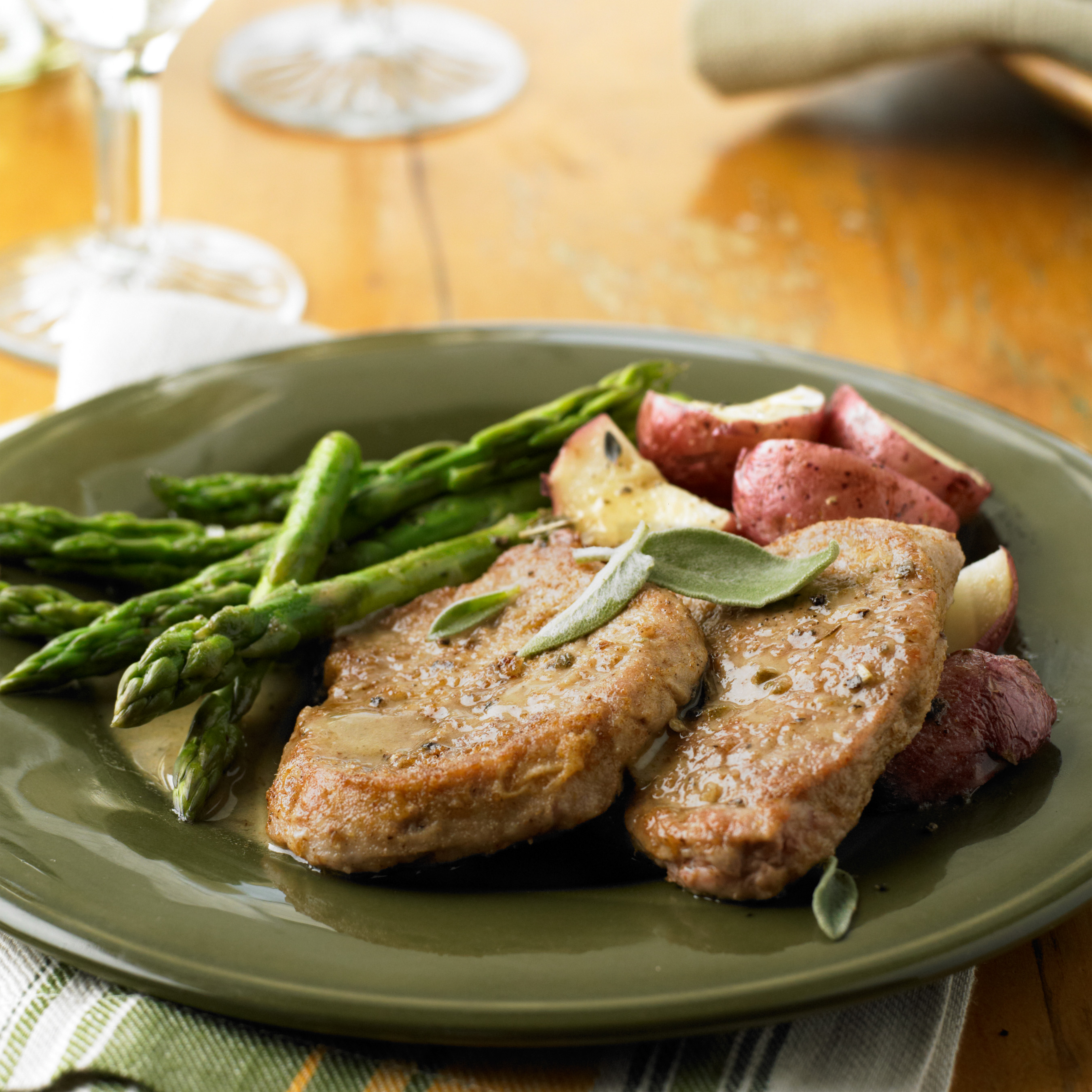 how to cook pork medallions