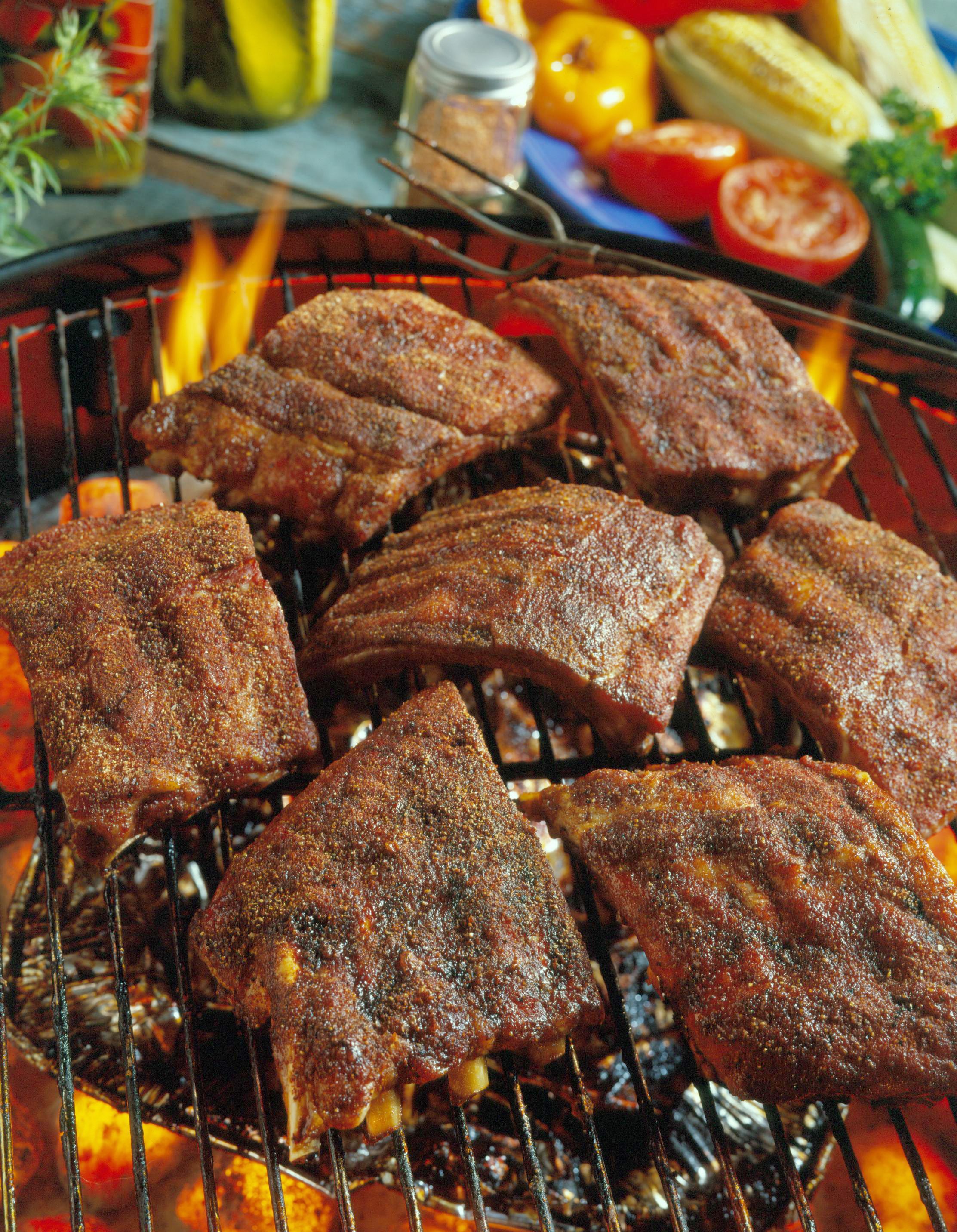 how to cook ribs without brown sugar