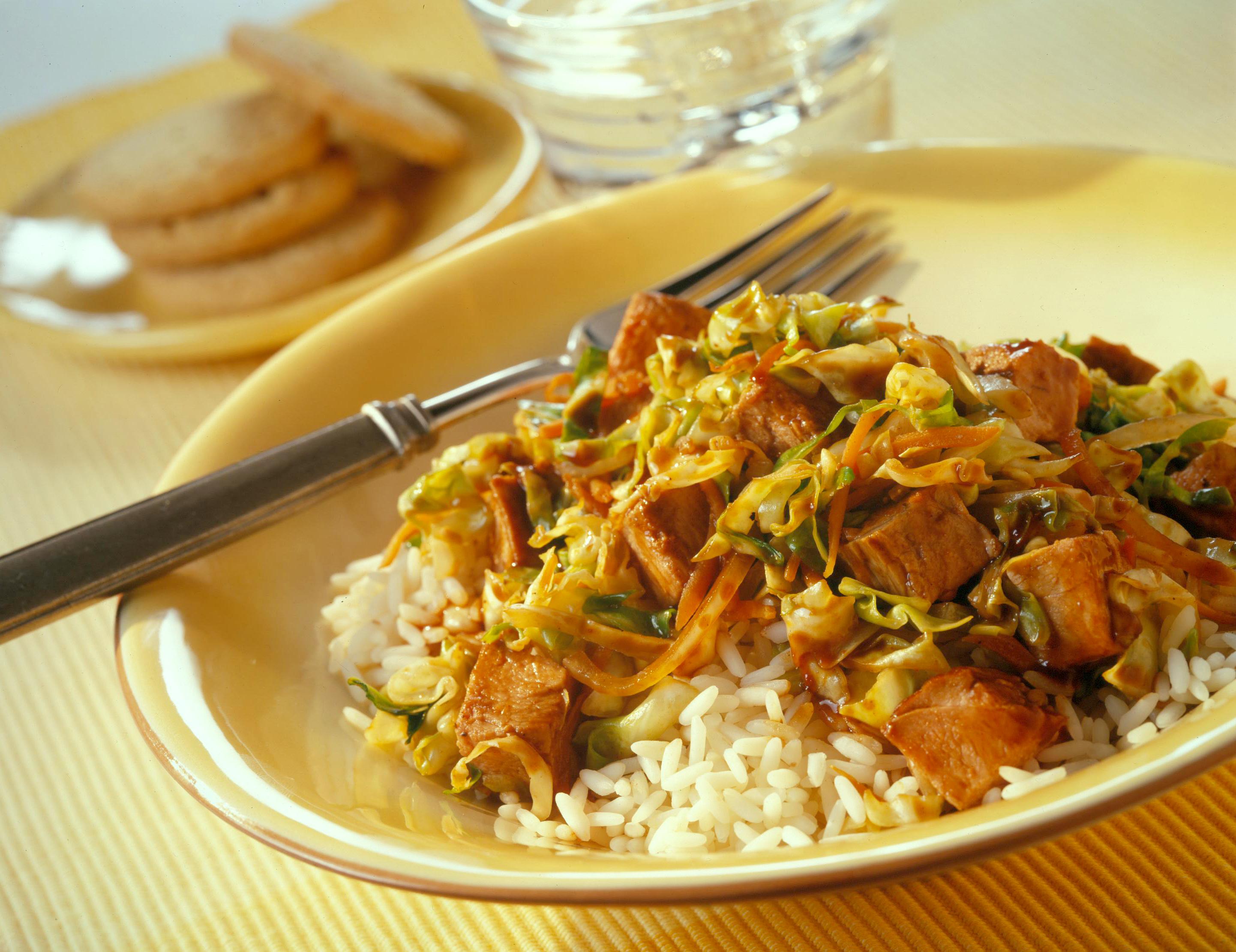 Mostly Mu Shu Pork - Pork Recipes - Pork Be Inspired
