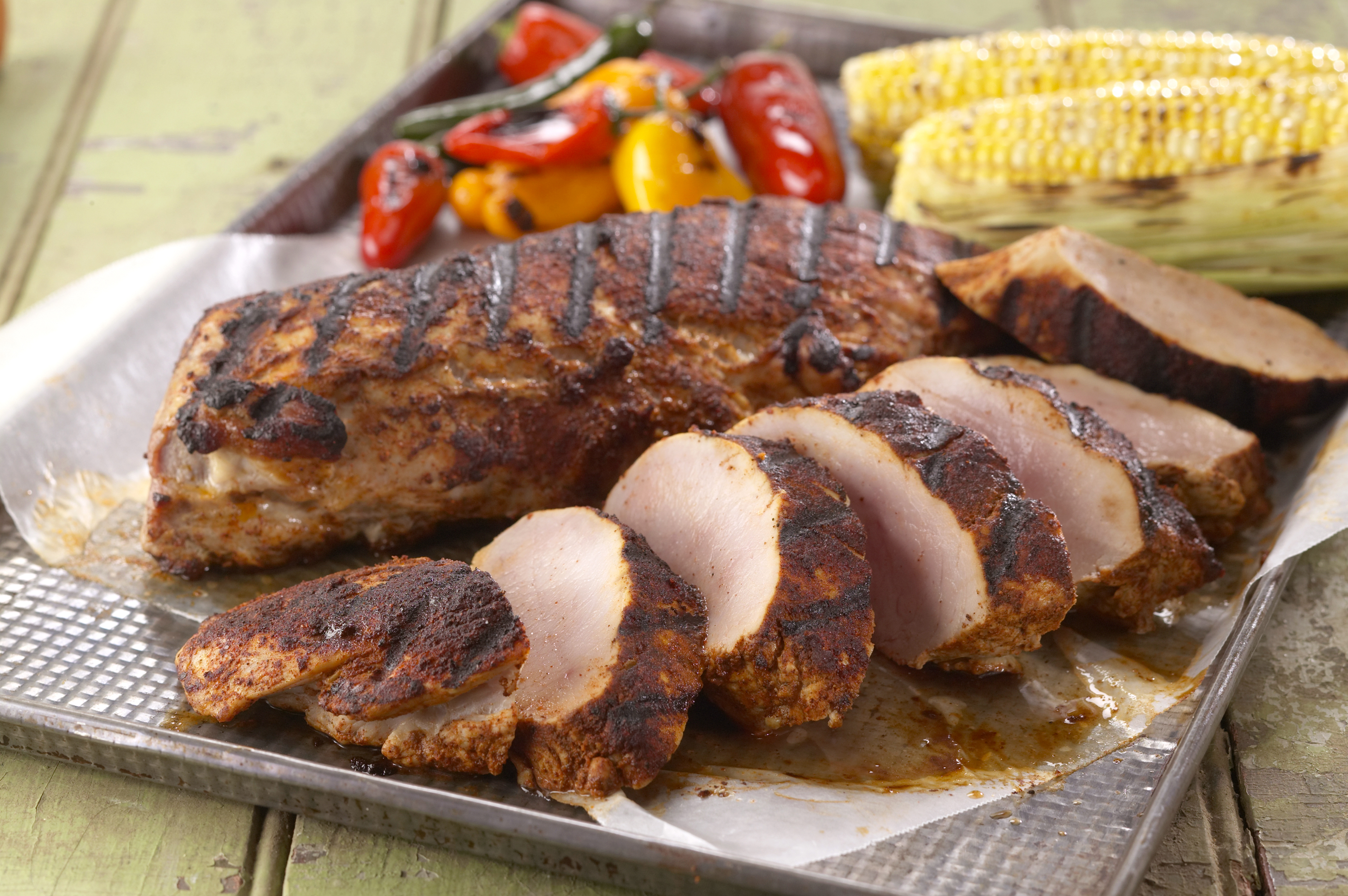 Quick pork tenderloin recipe bbq