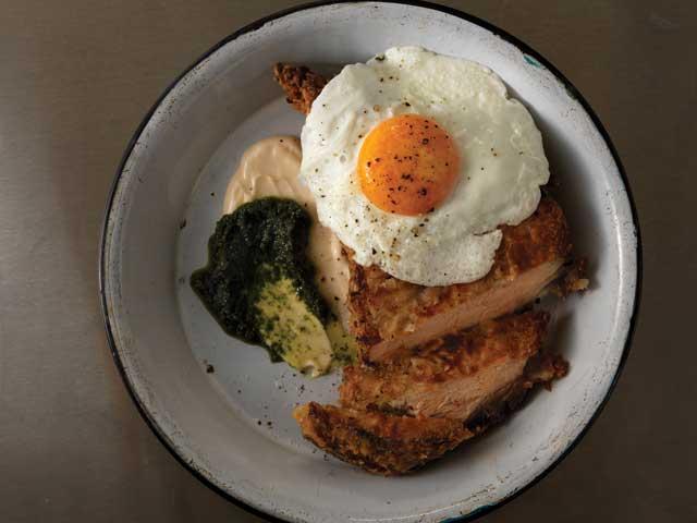 Country Fried Ribeye Pork Chops