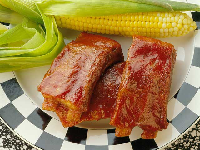 All-American Pork Baby Back Ribs