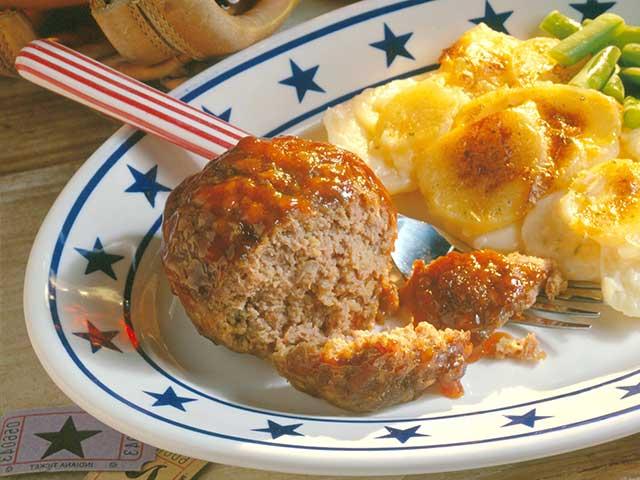 All-Star Pork Meatballs